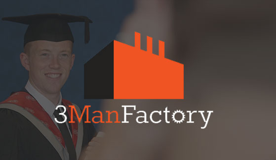 Red Pencil Productions Video Production Lancashire 3 Man Factory