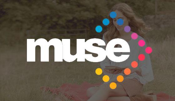 Muse Portfolio thumbnail