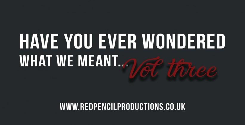 Video Production Preston, Red Pencil Production